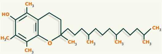 Formula Quimica Vitamina E